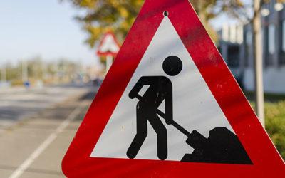 """Infrastruktur- und Straβenarbeiten – Hoscheid """"Geisseck"""""""