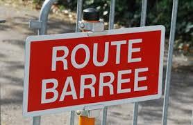 """Route barrée - Neidhausen """"An der Gaass"""""""