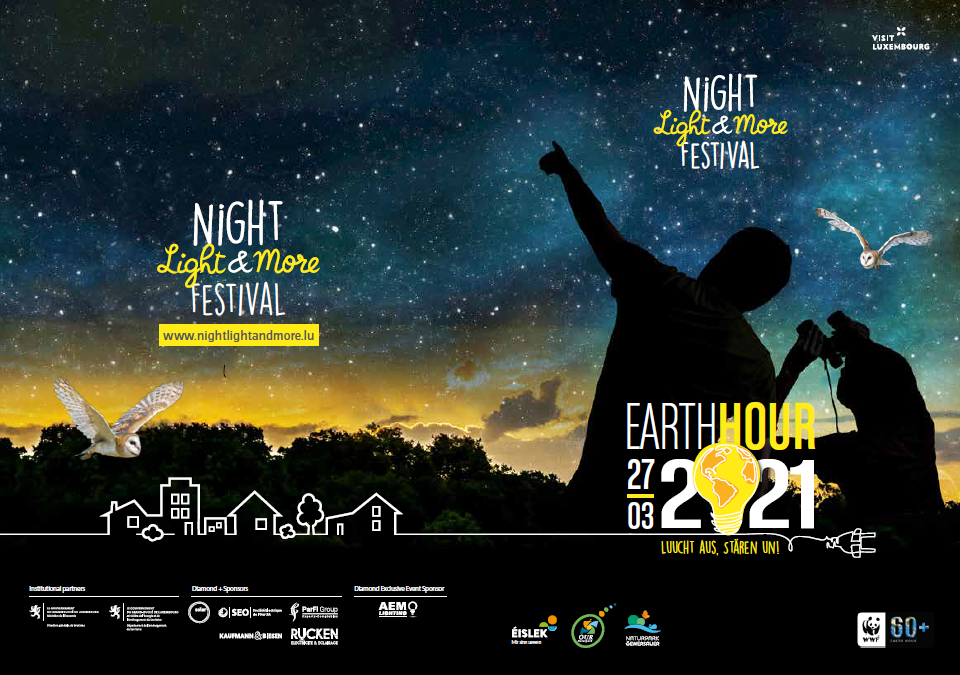EARTH HOUR - 27.03.2021